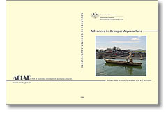 Grouper Aquaculture cover
