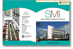 SMI annual report cover